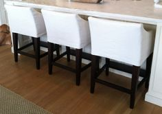 China storage--island with barstools by Things That Inspire. #1