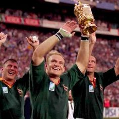 RUGBY WORLD CHAMPIONS 1995