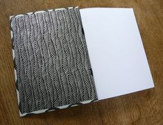 I thought as I haven't been making so many books recently and yet I am still passing myself off as a bookbinding blog, I ought to at least show you some of the books I have made during the la…