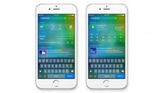 iOS 8 vs iOS 9 comparison review: iOS 9 offers great behind-the-scenes improvements to the iOS experience