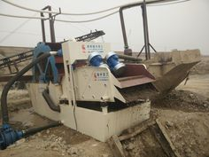 cases of well-performanced LZZG sand washing collecting and dewatering machine used in sand  making production line , videoes from youtube