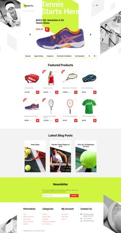 Tennis Live OpenCart Template http://www.templatemonster.com/opencart-templates/tennis-pro-opencart-template-58286.html