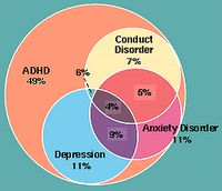 Aspergers and Comorbid Conditions.  This was re-pinned by pinterest.com/joelshaul/ Follow all our boards.