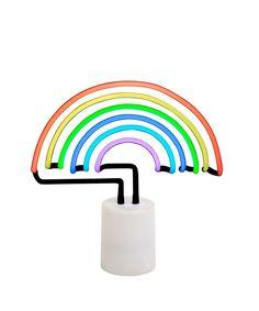 Neon Light Rainbow