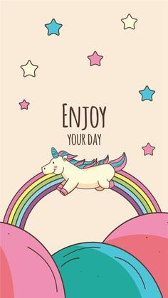 ~Hey Gorgeous~ Enjoy your day. Unicorn