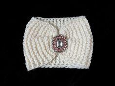 Ear warmer, knit headband on Etsy, $14.99