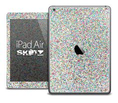 Now that you have your iPad, why not protect it without bulk? Skinning your iPad is beneficial in many ways... not only does it keep your device