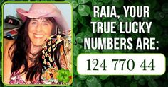 What Are Your True Lucky Numbers?