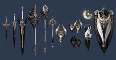Aion 4.9 weapon concept