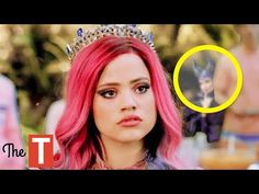 Do you see maleficent in the background? That's why there is going to be descendants Disney Princess Quotes, Disney Princess Pictures, Sarah Jeffery, Disney Channel Descendants, Mal And Evie, Alisha Marie, Disney Channel Original, Disney Theory, Decendants