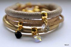 Diy#handmade#bracelet#diy#idea#nude