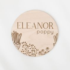 Baby Name Signs, Baby Names, Newborn Photo Props, Newborn Photos, Boho Nursery, Nursery Decor, Baby Name Decorations, Gorgeous Girl Names, Baby Name Announcement