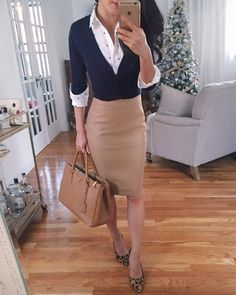 16 Stylish and Professional Interview Outfit Ideas You'll Love – Project Inspired - business professional outfits offices Fashion Mode, Petite Fashion, Work Fashion, Womens Fashion, Feminine Fashion, Lifestyle Fashion, Trendy Fashion, Fashion Beauty, Mode Chic