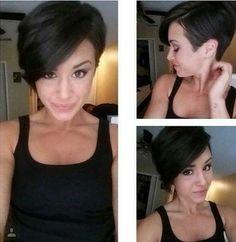 Short Hair Pixie Cut Styles
