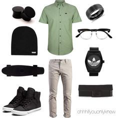 """""""Untitled #195"""" by ohhhifyouonlyknew on Polyvore"""