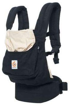 1e5e7a6bd25 Ergobaby - Four Position 360 Baby Carrier Black   Camel