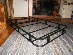 homemade no weld roof rack … More