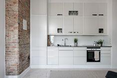 Amenajare scandinavă pentru un apartament mic Jurnal de design interior