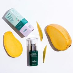 If there's one thing we can't get enough of, it's antioxidants. One of the most powerful antioxidants is mango. Infused into our Skinourish Super-Antioxidant Organic Eye Cream, this refreshing super-fruit helps restore the skin, while diminishing dark circles and puffiness. Also, mangos are full of ultra-nourishing capabilities like anti-aging and firming. Brilliant for helping you look awake and ready for your day.  #mango #VernalBeauty #organiceyecream
