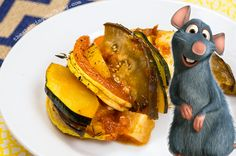 The Starving Chef | Ratatouille - just like in the Disney movie!