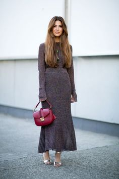 The 50 Best Street Style Outfits of 2015 | StyleCaster