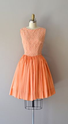 vintage 50s dress | Hit Parade dress