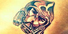 "Chris Brown's ""bandit"" chest tattoo  http://www.popstartats.com/chris-brown-tattoos/cb-buzz/new-tat-the-bandit/"