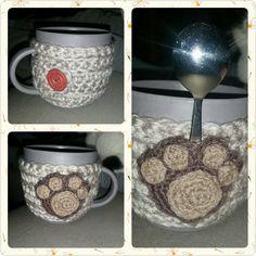 crochet - mug