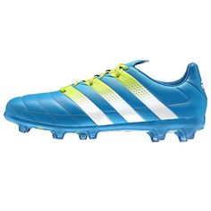 online store 4817d d2446 adidas   adidas Ace 16.2 Leather FG Hombre Botas de fútbol   Botas de fútbol  FG