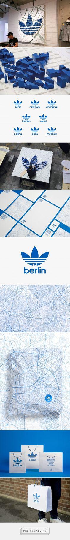 Adidas Originals Branding by Here Design | Fivestar Branding – Design and Branding Agency & Inspiration Gallery