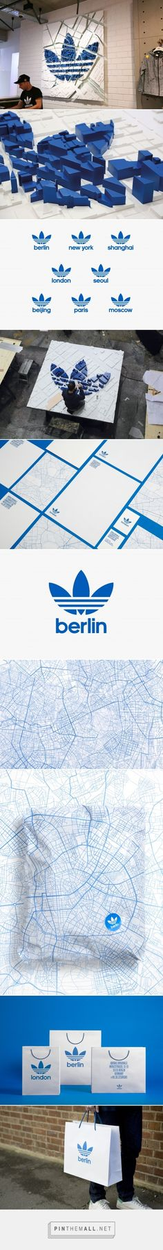 Adidas Originals Branding by Here Design | Fivestar Branding – Design and Branding Agency & Inspiration Gallery                                                                                                                                                      Más