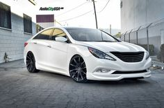 Hyundai Sonata custom wheels Lexani ET , tire size ET Sonata 2012, Rs6 Audi, Tyre Brands, Black Windows, Car Mods, Hyundai Sonata, Custom Wheels, Wheels And Tires, 4x4