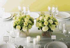Wedding Centerpiece Class, Cass Flowers