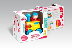 Uppy on Packaging of the World - Creative Package Design Gallery