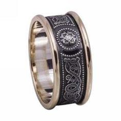 Celtic rings for every occasion Warrior Ring, Celtic Warriors, Ring Stores, Buy Rings, Celtic Rings, Wide Rings, Rings Online, Perfect Christmas Gifts, Wedding Rings