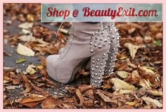 Shop High Heels 01105 @ http://beautyexit.com/high-heels.html #shoes #shoegame #highheelshoes #shoelover #shoequeen #heels #fashionistas #trends #shoeaddict #shoetrends #highheels #designershoes #fashion #pumps #stylish