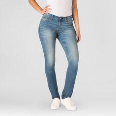 Denizen from Levi's Women's Curvy Slim Jeans - Blue Ice 12 Short