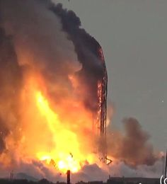 Billionaire SpaceX CEO Elon Musk said the cause of the explosion - which caused…