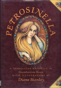 Does anyone know where I can read the full version of Petrosinella online?