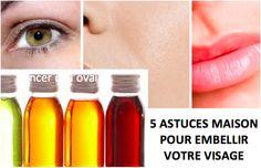 5 astuces maison pour embellir votre visage - Améliore ta Santé