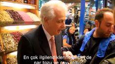 Baharatların ve bitki çaylarının Dukan diyetindeki yeri tartışmasız çok onemli.Dr.Pierre DUKAN Kasım ayındaki İstanbul ziyareti sırasında mısır çarşısını da gezdi.İlk kez deneme fırsatı bulduğu Türk baharatlarından çok etkilenen Dr. yeni çalışmalarında yer vermek üzere birçok ürün inceledi.