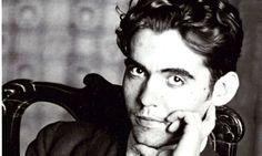 Federico Garcia Lorca was killed and buried in an unmarked spot in the mountains of Granada by fascist soldiers. Photograph: Sipa Press/Rex Features