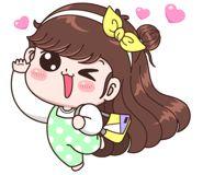 Boobib Lovely Daily (... | 光頭賣 - 最大的LINE貼圖代購網 | 全館通通降五元 VIP儲值300送40 Baby Girl Earrings, Ariana Grande Outfits, Kawaii Drawings, Girl Humor, Cute Stickers, Princess Peach, Cartoon, Random, Funny