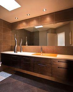 Tile Floor -Office Bath