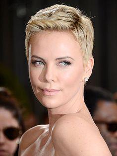 2013 Oscars: Charlize Theron