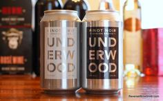 Reverse Wine Snob: Willamette Valley Pinot for the Unpretentious - Underwood Wine In a Can  http://www.reversewinesnob.com/2015/04/wine-in-a-can.html