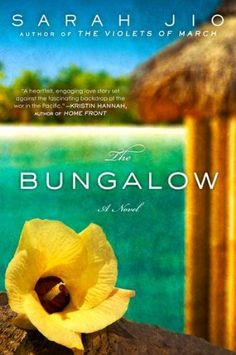 The Bungalow: A Novel by Sarah Jio, finished May 2015. Such a touching and heartfelt love story set in the South Pacific during WWII.