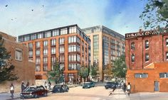 Stadium Square in Baltimore Lands First Tenant