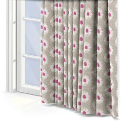Studio G Capri Summer Curtain #igdtrends #softpop #trend #interior #curtains #style