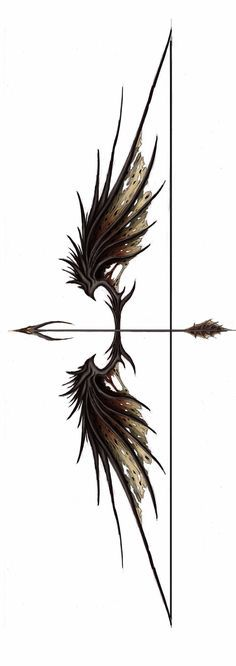 Ideas For Tattoo Dragon Sketch Character Design Trendy Tattoos, New Tattoos, Tattoos For Guys, Dragon Tattoos, Anime Weapons, Fantasy Weapons, Arrow Drawing, Dragon Sketch, Weapon Concept Art